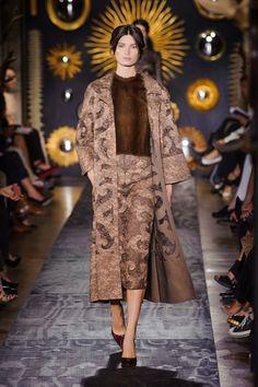 Lace/Printed coat