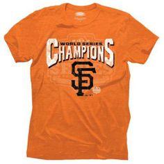 c653c862977 MLB Majestic Threads San Francisco Giants 2012 MLB World Series Champions  Premier Tri-Blend T