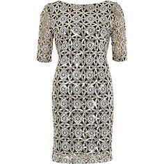 Silver sequin bodycon dress - dresses - sale - women