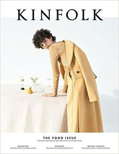 Kinfolk Volume 25: Amazon.co.uk: Kinfolk: 9781941815281: Books