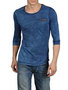 Shop at the Official Diesel Store: a vast assortment of jeans, clothing, shoes & accessories. Diesel Store, My Style, Jeans, Mens Tops, T Shirt, Clothes, Shopping, Shoes, Fashion
