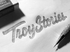 Troy Stories by Sergey Shapiro #Design Popular #Dribbble #shots