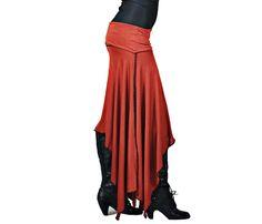 Poncho Skirt #persephonestyle