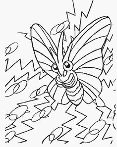 Pokemon Coloring Page Sheets And Pictures For Kids More Of Cartoon Characters Too