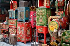 Panjiayuan Flea Market | Beijing, The Northern Capital http://www.augustuscollection.com/beijing-northern-capital/