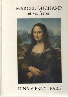 RARE MARCEL DUCHAMP et ses Frères DINA VIERNY dédicace Dina Verny PARIS EXPO 88 Marcel Duchamp, I Love Books, My Books, Robert Langdon, Dan Brown, Romance, I Love Paris, Man Ray, Film Books