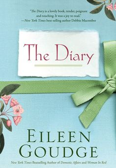 The Diary  Could you imagine finding your mother's diary and having her become a real person to you. Not just your mom, but someone who lived a life before you came along?  I didn't want to stop reading this book.