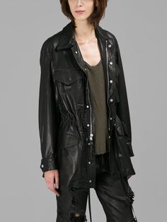 BEN TAVERNITI UNRAVEL PROJECT BEN TAVERNITIUNRAVEL PROJECT. #bentavernitiunravelproject #cloth #leather jackets