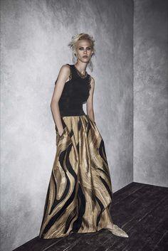 Sfilata Alberta Ferretti Milano - Collezioni Autunno Inverno 2016-17 - Vogue