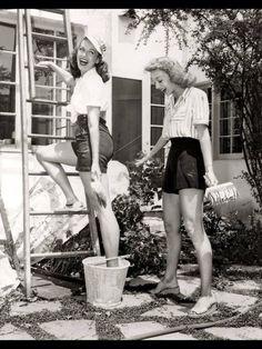 risque vintage outfits, risque 1930, risque 1940