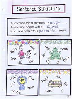 Great Example Of How You Can Make Interactive Notebook Activities Fun By Having Early Finishers Color