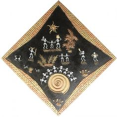 Decorative wall decor Warli