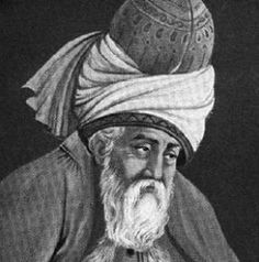 There are those known as Dervishes and they follow after the ways of Rumi.  Much of the practice of their religion has been banned or stopped.  Those who follow after him have great faith in his teachings.  Many of his teachings were good, and worked to help many during his time.