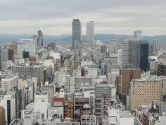 名古屋市街(テレビ塔から)