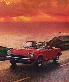 Fiat Spider 2000 1979.