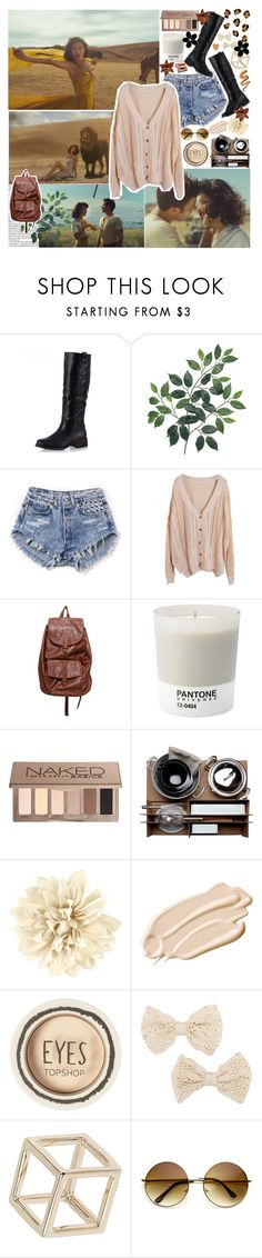 """""""say youll remember me"""" by xoxochloe ❤ liked on Polyvore featuring Elizabeth Taylor, Pantone, Urban Decay, Malle W. Trousseau, H&M, Stila, MOOD, Topshop, Clips and taylorswift"""