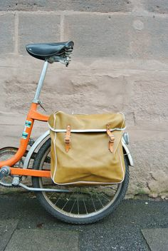 Fahrradtasche bei Wucholtzky auf DaWanda