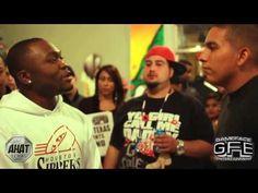 AHAT Rap Battle | J Miller vs D Checc | Houston vs Beeville