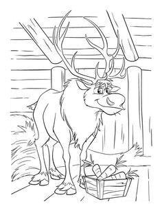 Sven- the moose