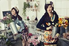 Vogue Korea March 2010 : Kim Tae-hee by Oh Jung-seok - Page 3 - the Fashion Spot#post6893629#post6893629#post6893629