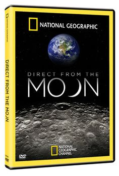 National Geographic: Direct From The Moon (Dvd) Buzz Aldrin, Neil Armstrong, Moon Landing, The Headlines, Our Solar System, Space Exploration, National Geographic, Cosmos, Astronauts