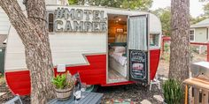 This Retro, Rustic Camper Just Might Be the Cutest Motel in Texas
