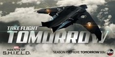 """""""Agents of SHIELD"""" Take Flight in New Promo Image, Season 3 Episode 3 Synopsis - Comic Book Resources"""