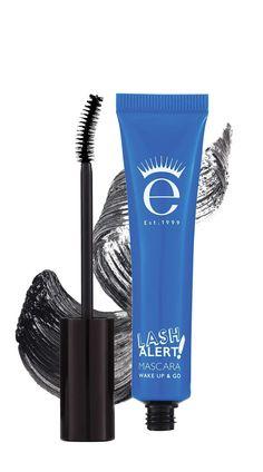 Eyeko Lash Alert Mascara (1-Step fiber mascara that looks like false lashes) $26