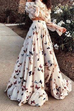 Sexy Off Shoulder Butterflies Floral Printed Maxi Dress - Sexy Off Shoulder But. - Sexy Off Shoulder Butterflies Floral Printed Maxi Dress – Sexy Off Shoulder Butterflies Floral Printed Maxi Dress – PINKSIA Source by tigerundmonkey – Source by - Elegant Maxi Dress, Sexy Maxi Dress, Maxi Dress With Sleeves, Flowy Long Dress, White Flowy Dress, 2 In 1 Dress, Formal Dress, Dress Prom, One Piece Dress
