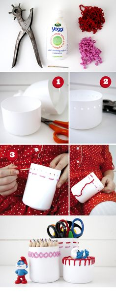 1000 images about diy best out of waste on pinterest for Best out of waste items