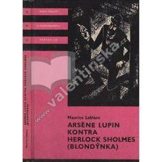 Arséne Lupin kontra Herlock Sholmes(Blondýnka)