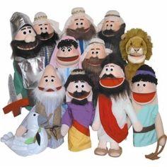 Bible puppets