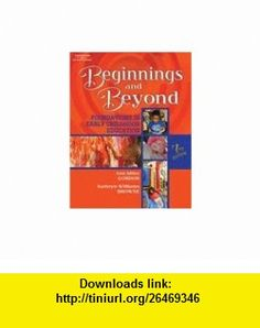 Beginnings and Beyond Foundations in Early Childhood Education with Professional Enchancement Booklet (9785218048655) Ann Miles Gordon , ISBN-10: 1418064882  , ISBN-13: 978-5218048655 ,  , tutorials , pdf , ebook , torrent , downloads , rapidshare , filesonic , hotfile , megaupload , fileserve