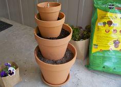 Tiered Flower Pots - bjl