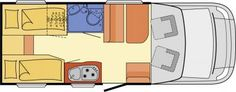 Wohnmobil Dethleffs Globebus T 4 - Titansilber / Garage / Alle Pakete - ID: HC1930080 #Dethleffs #Globebus #T 4 #Wohnmobil - Caravans - Wohnwagen & Reisemobile