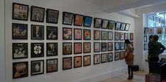 "Play & Display 12"" flip-up album frame covers by Art Vinyl."