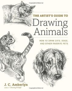 Lee hammonds big book of drawing topics lee hammond big book of the artists guide to drawing animals how to draw cats dogs fandeluxe Image collections