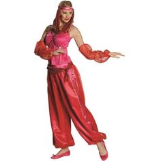 Déguisement danseuse 1001 nuits femme luxe, danseuse orientale, costume 1001 nuits