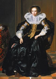 17th Century Baroque Fashion
