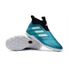 e49a56aabeac6 Botas De Futbol Adidas ACE Tango 17+ Purecontrol TF Verde Blanco Negro  Online Store