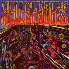 #Hellbenders #stonerrock #stoner