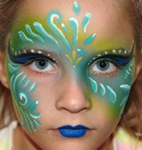 face painting and how to become a face painter