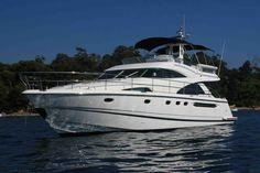 Yacht | Motor yacht WAVE - Fairline Squadron 58