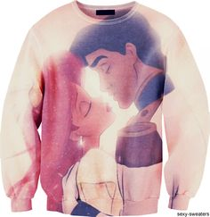 I want these cheesy disney sweaters!