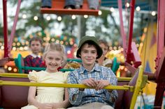 Dakota Fanning, as Fern Arable in the 2006 movie version of the children's classic, CHARLOTTE'S WEB.