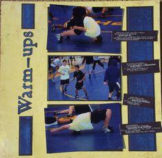 Freshman Wrestling Season page 1 - Scrapbook.com