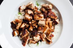 Chipotle's Chicken Burrito Bowl | The Domestic Man