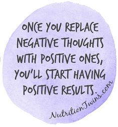 So True!   For MORE INSPIRATION, HEALTHY RECIPES, fitness & nutrition tips, please SIGN UP for our FREE NEWSLETTER www.NutritionTwins.com