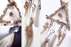 Dreamcatcher, bohemian dreamcatcher, bohemian beach decor, driftwood and shell dreamcatcher, rustic wall hanging, feather dreamcatcher,OOAK on Etsy, 412,70kr
