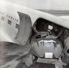 Alfa Disco Volante tight squeeze